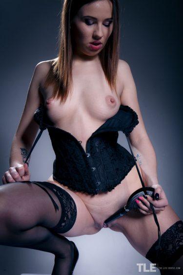 Elizabeth C - Photo de femme nue