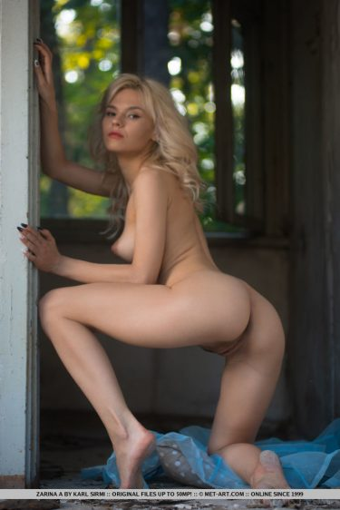 Zarina A - Photo de femme nue